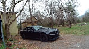 2012 Mustang 5 0 Black My 2012 Mustang Gt With Cervinis 4 Inch Cowl Hood 2012 Mustang