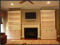 Built In Bookshelves Around Fireplace by Bookcase Built In Bookshelves Around Fireplace Fireplace Built