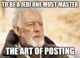 Meme Master - obi wan kenobi meme imgflip