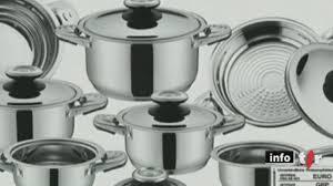 ustensiles de cuisine professionnel une escroquerie portant sur la vente d ustensiles de cuisine fait
