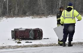 police pregnant 27 year old woman dies in crash on route 2 in