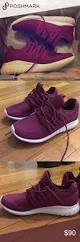 adidas tubular radial maroon purple burgundy nwt maroon color