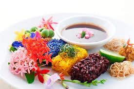 pour cuisine ข าวยำดอกไม cuisine thaï et cuisines