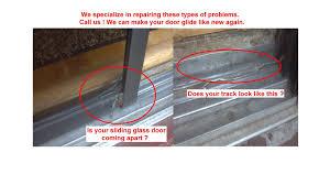 How To Fix A Patio Door Sliding Bathroom Door Repair Creative Bathroom Decoration