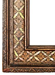16th 17th century the frame blog 15 corner of face of frame sm