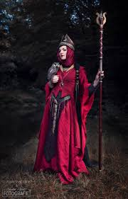 red dragon halloween costume red wizard of thay dungeons u0026 dragons forgotten realms inspired