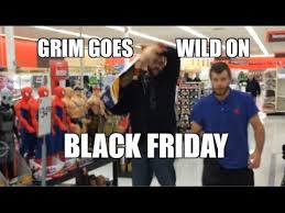 black friday target guy grims toy show ep 1065 black friday wwe wrestling figure shopping