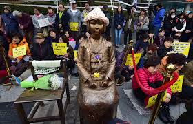 Comfort Women Japan Japan Asks South Korea To Remove U0027comfort Women U0027 Statue Time