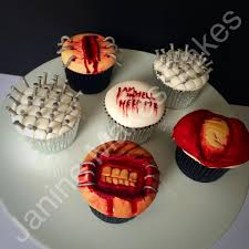 Halloween Cupcakes Cakes by These Hellraiser Cupcakes Are Hellishly Delicious Cake Yummy