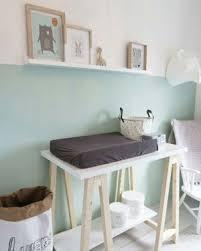 chambre b b vert la couleur mint dans la chambre bébé et accessoires déco mint