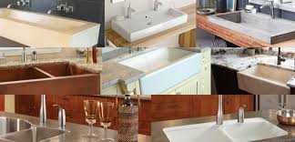Four Of Todays Most Popular Sink Styles - Kitchen sinks styles