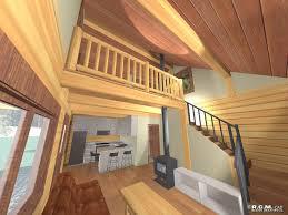 500 sq ft romeo log home styles rcm cad design drafting ltd