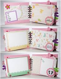 baby girl photo album baby boy scrapbook mini album sweet baby boy comes pre assembled