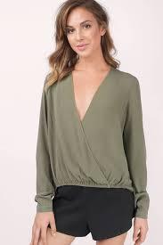 green blouses green blouses for emerald green olive green blouses tobi