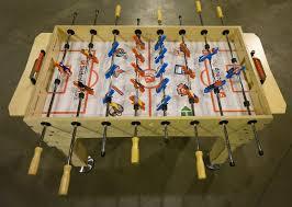 Regulation Foosball Table Foosball Table U2014 Digitally Fabbed