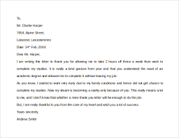 thank you letter employer 28 images resignation letter
