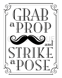 printable art deco borders printable art vintage wedding art deco sign grab a prop and strike
