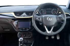 opel corsa interior vauxhall corsa 1 0t 115 2015 long term review motoring research