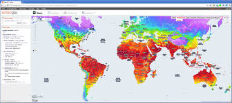 Alaska Temperature Map by Why Don U0027t More People Live In Canada Is Canadian Weather A