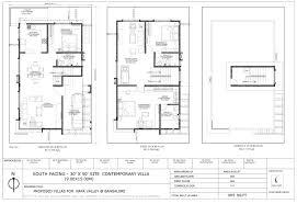 ground floor first floor home plan uncategorized 30x50 home plans for good houselans modern 30x50