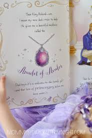 mommy crafter night diy sofia amulet avalor