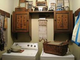 Laundry Room Decorating Ideas by Cozy Laundry Room