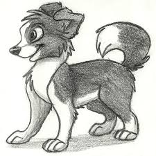sketch puppy by mimi fox on deviantart