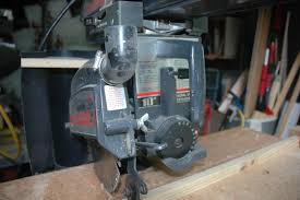 Craftsman Radial Arm Saw Table Sears 10 U2033 Radial Arm Saw Recall Ted U0027s Projects