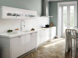 White Kitchen Cabinets Dark Wood Floors by Kitchen Wall Color For Kitchen With White Cabinets White Kitchen