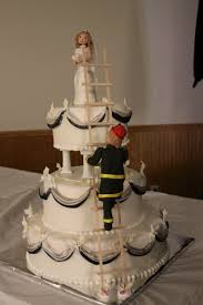 firefighter wedding cake firefighter cake wedding firefighter cakes