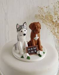 dog cake wedding cake topper with dog best 25 dog cake topper ideas on