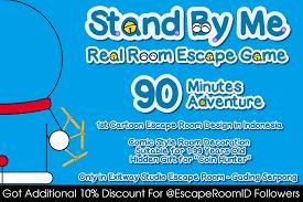 real room escape game indonesia community escaperoomid program