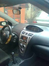best buy toyota yaris 2008 model for n1 35million 07033815252