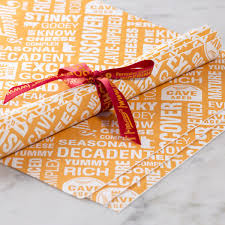 cheese wrapping paper murray s cheese paper 15 pack murray s cheese