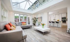 Beautiful Kitchen Extension By Landmark Lofts In West London - Family room extensions