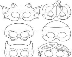 coloring pages halloween masks drawn masks halloween mask 3380655