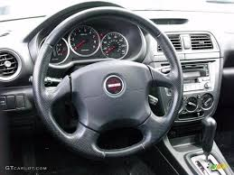 subaru 2004 wagon 2004 subaru impreza wrx sport wagon steering wheel photos