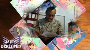 thanksgiving gender reveal daddy deployed episode 2 sending the first care package