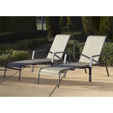 Patio Furniture Sling Back Chairs by Chaise Lounge Monaco Sling Back Chaise Lounge Chair Monchs