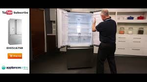 Samsung French Door Reviews - 510l electrolux 3 door fridge ehe5167sb reviewed by product expert
