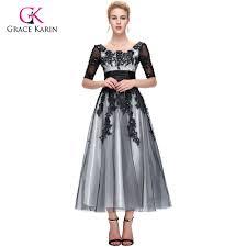 online get cheap black plus size elegant evening gowns aliexpress