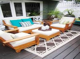 Enchanting Modern Wood Patio Furniture Innovative Patio Pads For - Wood patio furniture