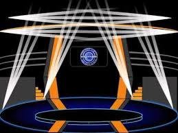 top 10 who wants to be a millionaire background powerpoint