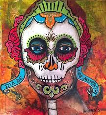 Dia De Los Muertos Pictures Dia De Los Muertos Mask Stencil Andrea Matus Demeng Stencilgirl
