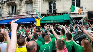 best fans in the world one afternoon in paris with the best fans in the world joe ie