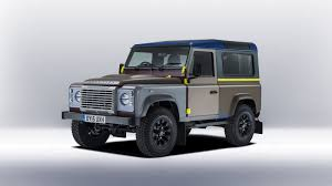 custom land rover defender 2015 land rover defender paul smith edition review top speed