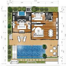 tropical villa floor plans floor plans and flooring ideas