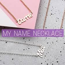 my name jewelry name my jewelry personalized name necklaces name jewelry