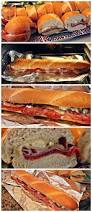 thanksgiving sub sandwich crock pot bourbon bacon meatballs recipe bacon appetizer