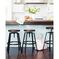 Bar Stool For Kitchen Lewiston Adjustable Swivel Barstool Bronze Threshold Target